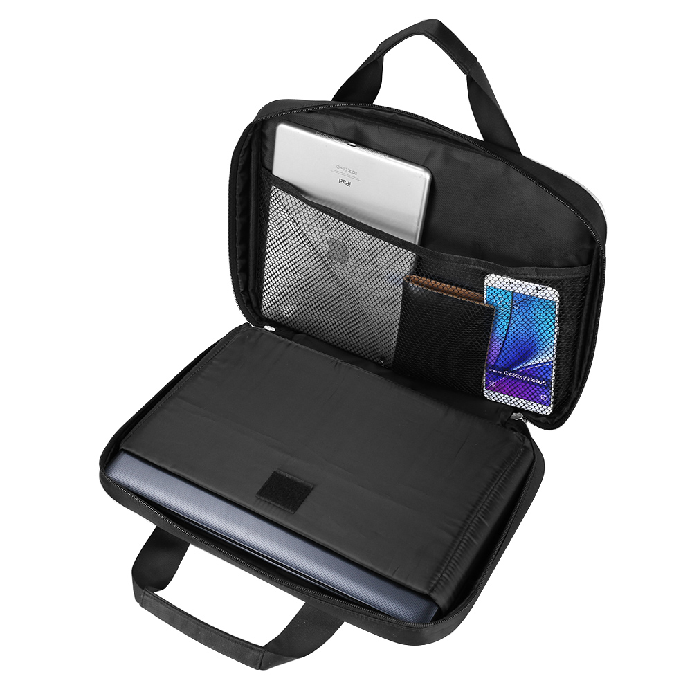 "Pin Messenger Bag Case 11"" (Black)"