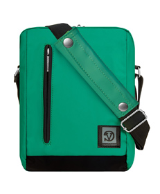 "Adler Laptop Shoulder Bag 10.2"" (Jade)"