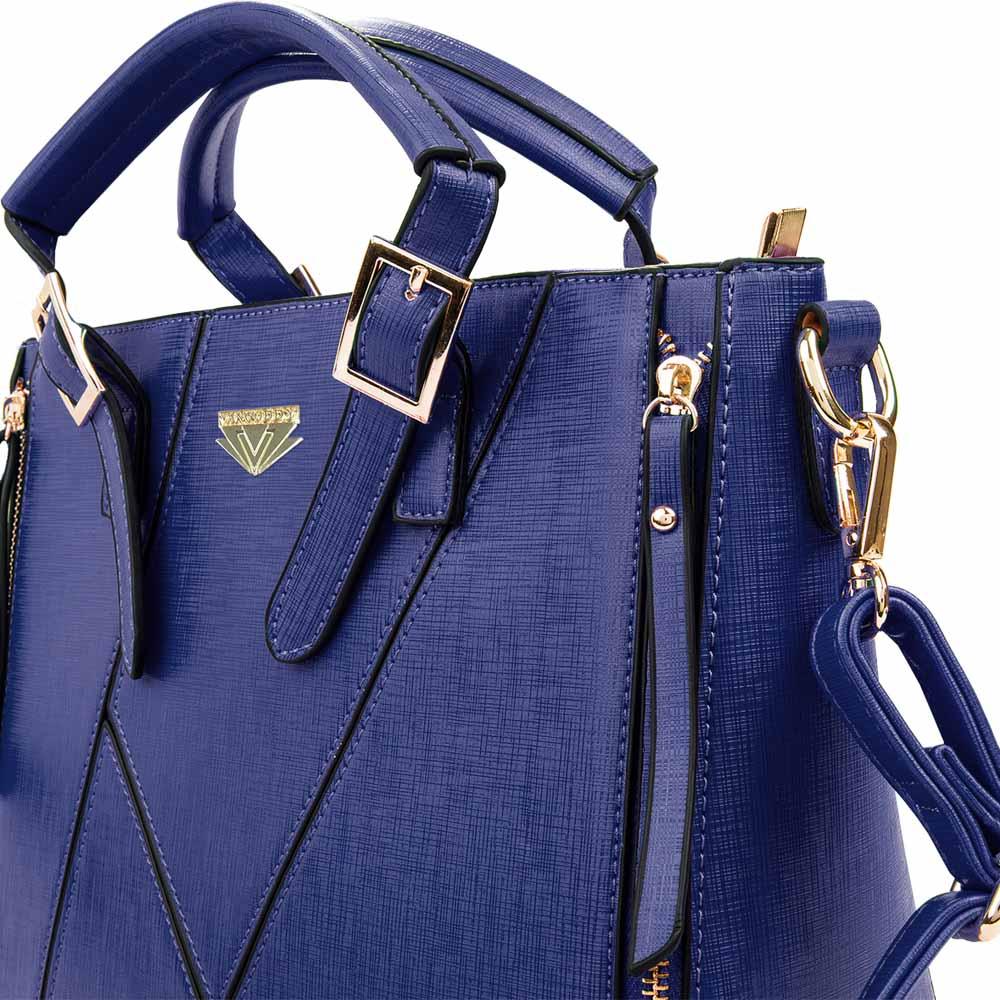 Pallia Satchel (Royal Blue)