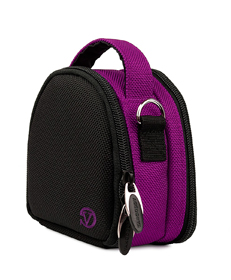 Mini Laurel Case (Purple)