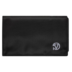 Poly Wallet Case (Black/Grey)