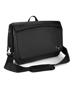 Casy Baby Diaper Bag (Black)