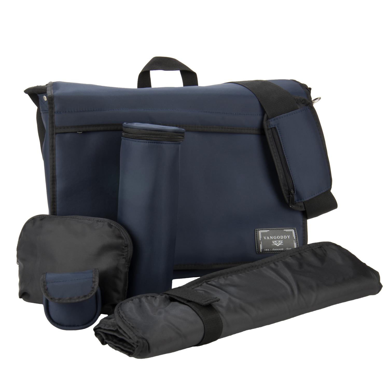 Casy Baby Diaper Bag (Blue)