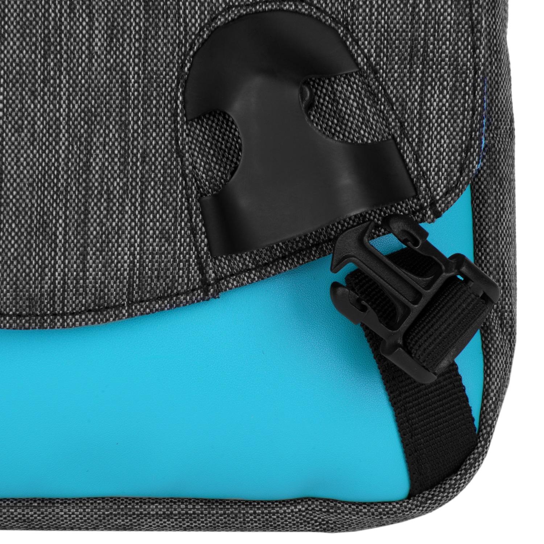 """Wave Messenger Bag 10.2"""" (Sky Blue)"""