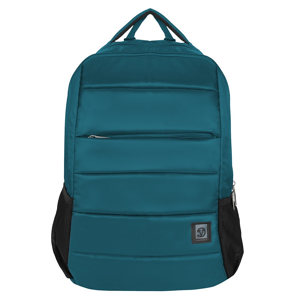 "Bonni Laptop Backpack 15.6"" (Aqua Blue)"