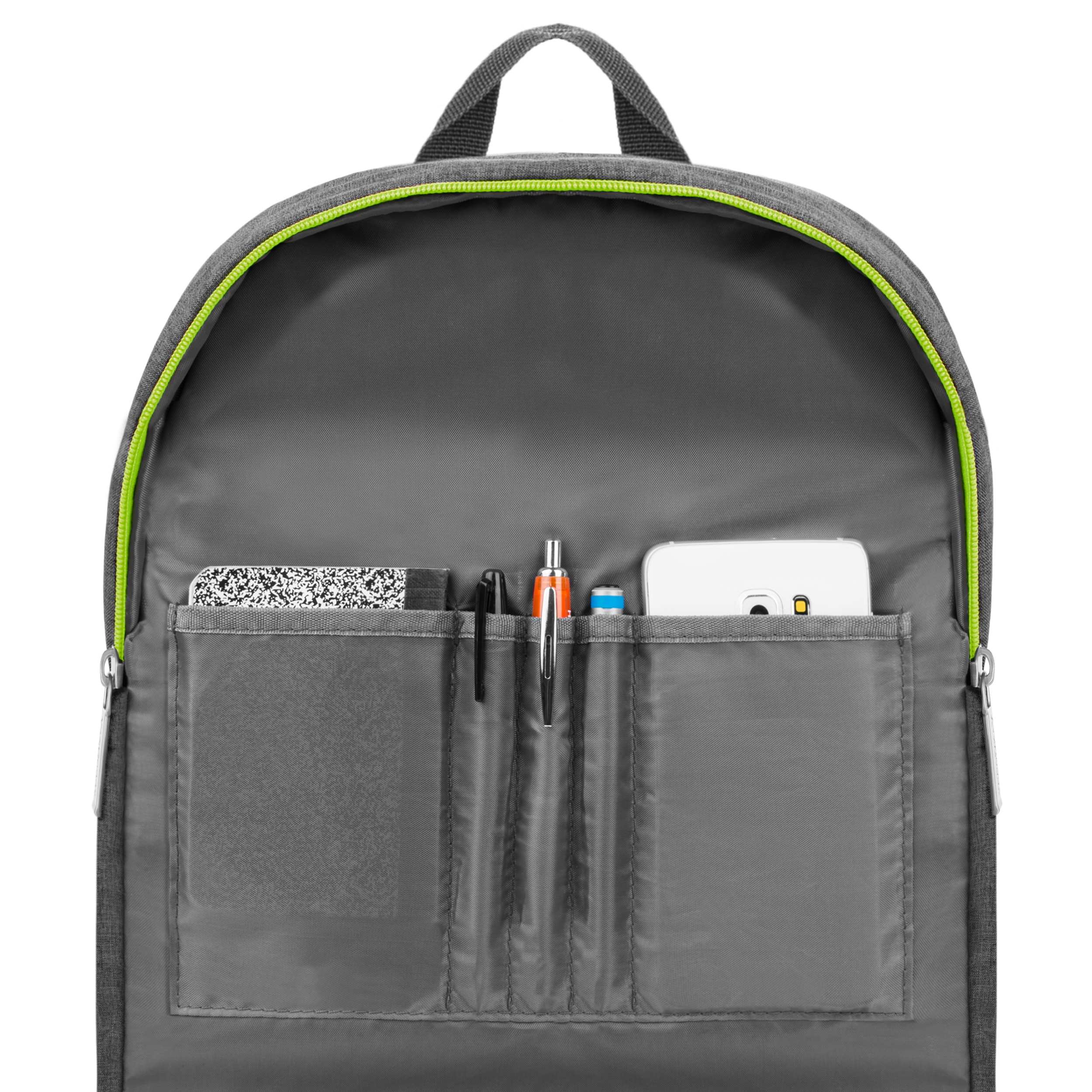 "Grove Laptop Backpack 15.6"" (Apple Green)"