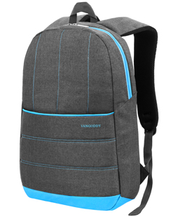 "Grove Laptop Backpack 15.6"" (Sky Blue)"
