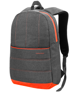 "Grove Laptop Backpack 15.6"" (Orange)"