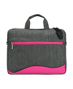 "Wave Laptop Bag 13"" (Magenta)"