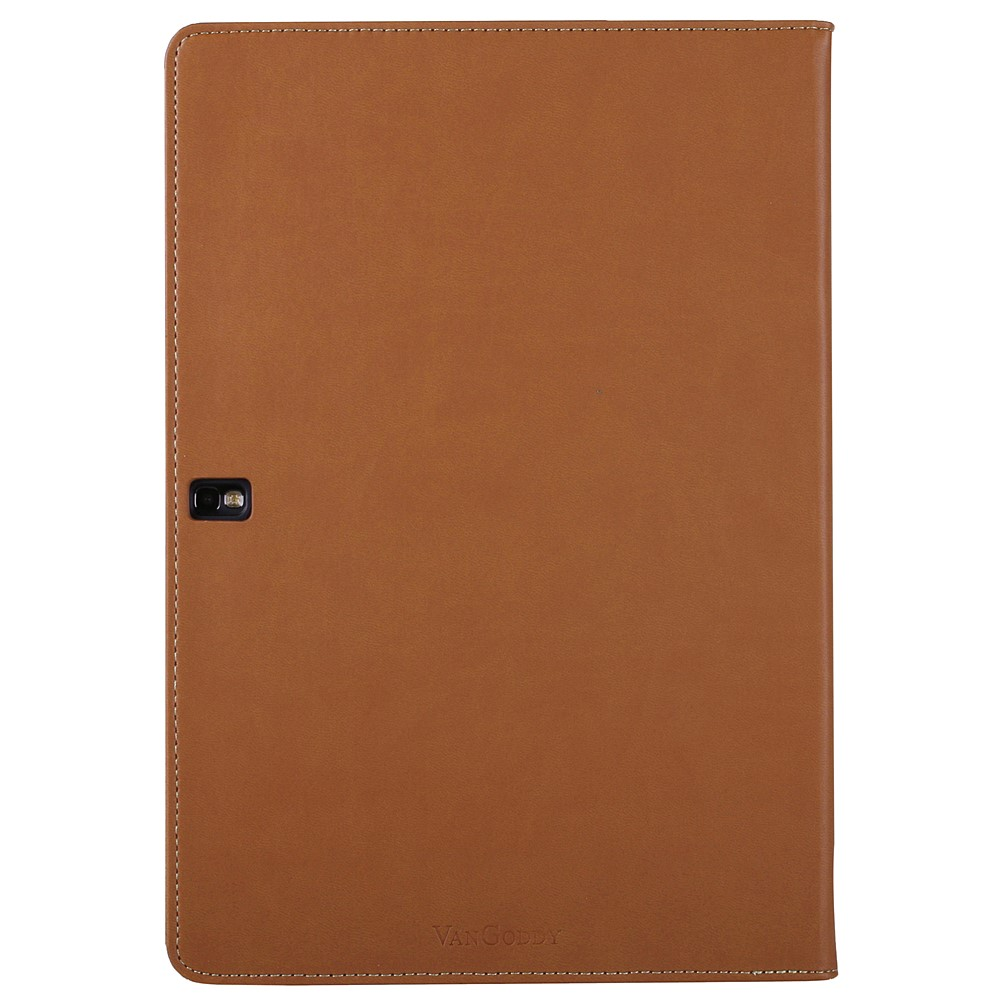 Mary Self Stand Case for Samsung® Galaxy Tab Pro 10.1 (Green/Brown)