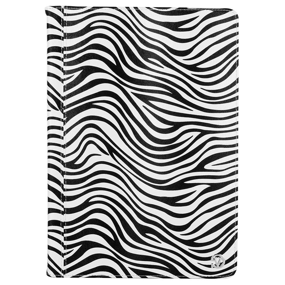 Mary Self Stand Case for Samsung® Galaxy Tab Pro 10.1 (Black/White Zebra)