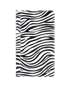 Mary Self Stand Case for Samsung® Galaxy Tab Pro 10.1 (Black/White Zebra)
