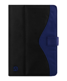 Soho Tablet Case (Black/Blue)