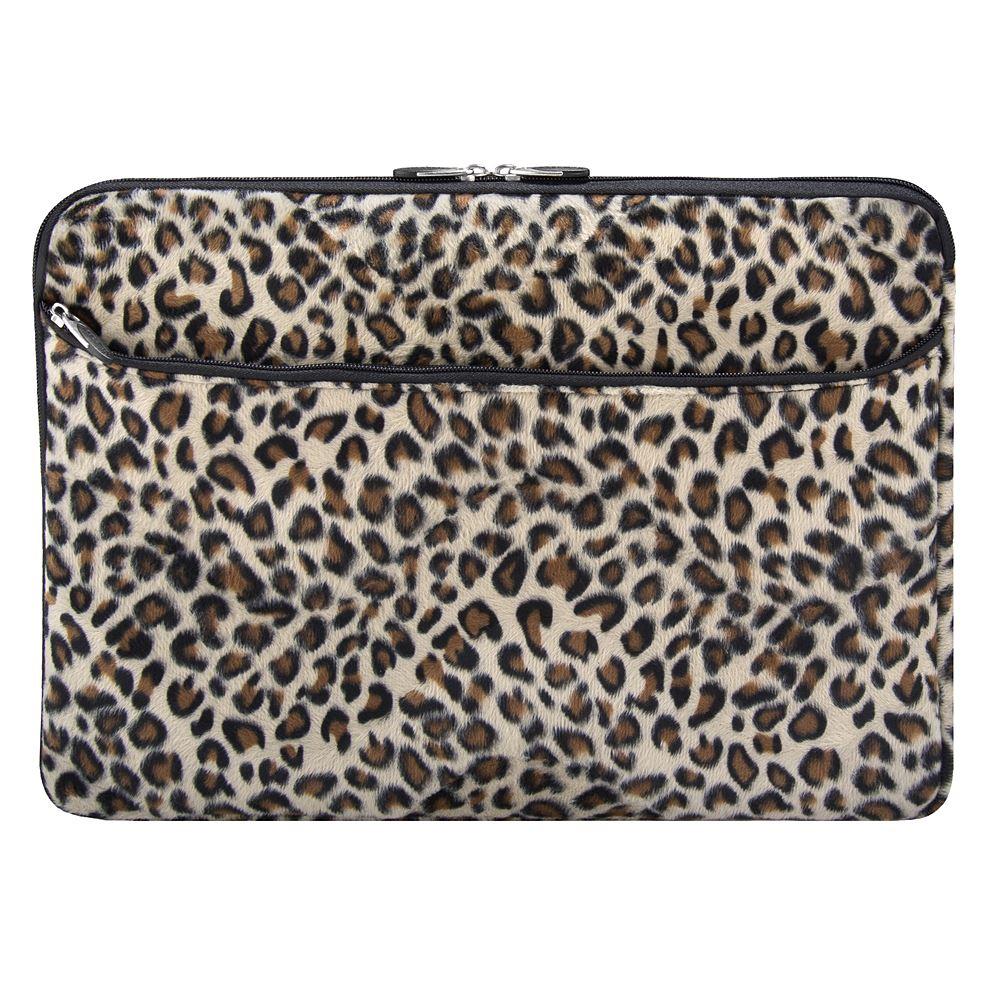 "13"" Neoprene Sleeve (Leopard)"