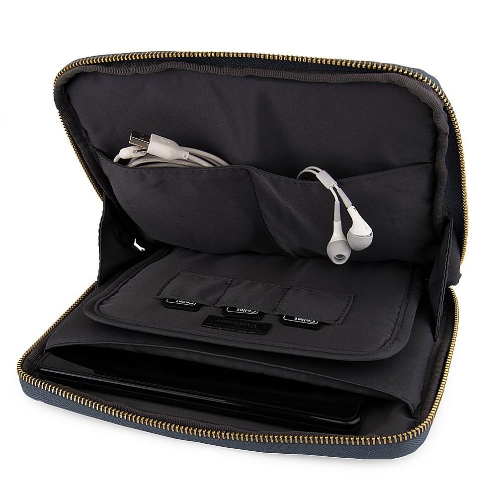 "Irista 10"" Tablet Sleeve  (Black/Dark Slate Grey)"
