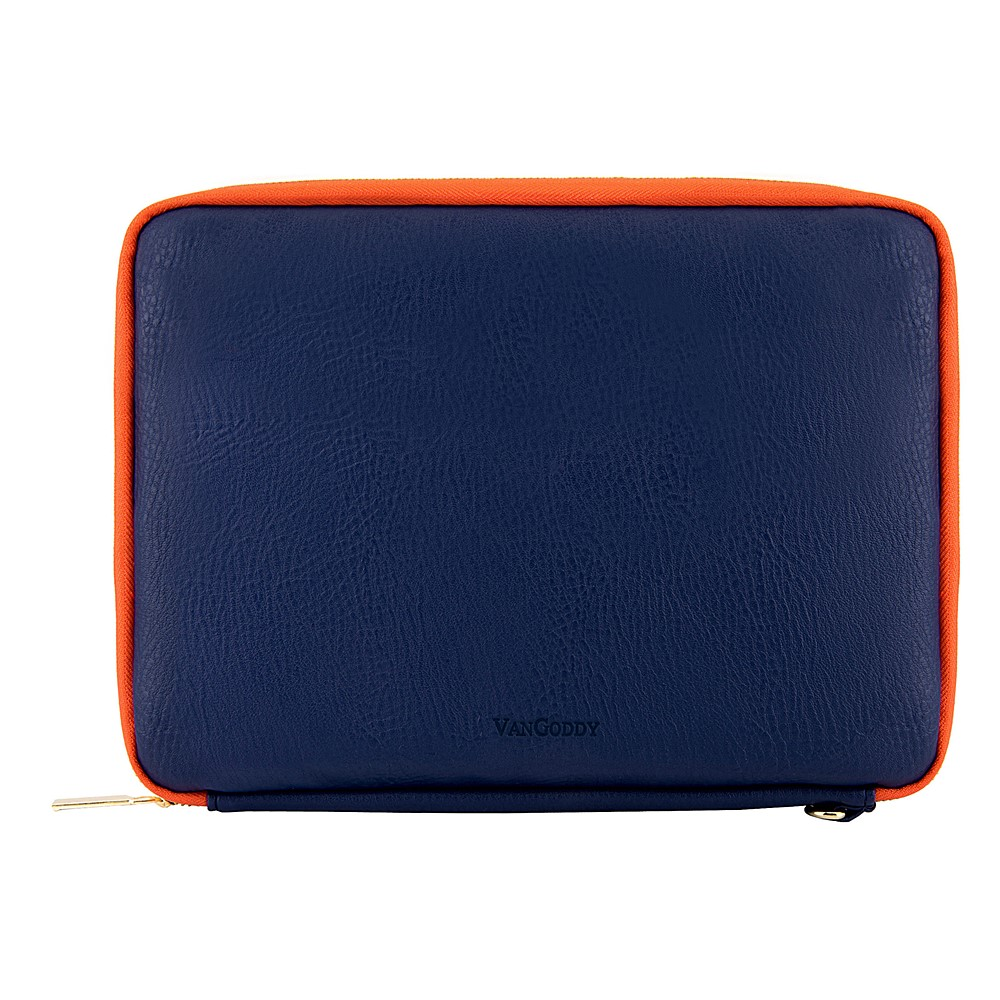 "Irista 7"" Tablet Sleeve (Midnight Blue/Orange)"