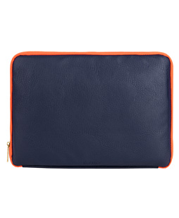 "Irista 10"" Tablet Sleeve (Midnight Blue/Orange)"
