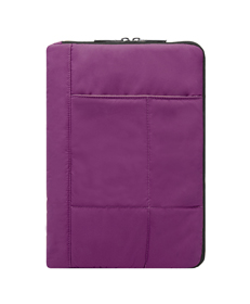"Pillow Case 10"" (Purple/Black)"