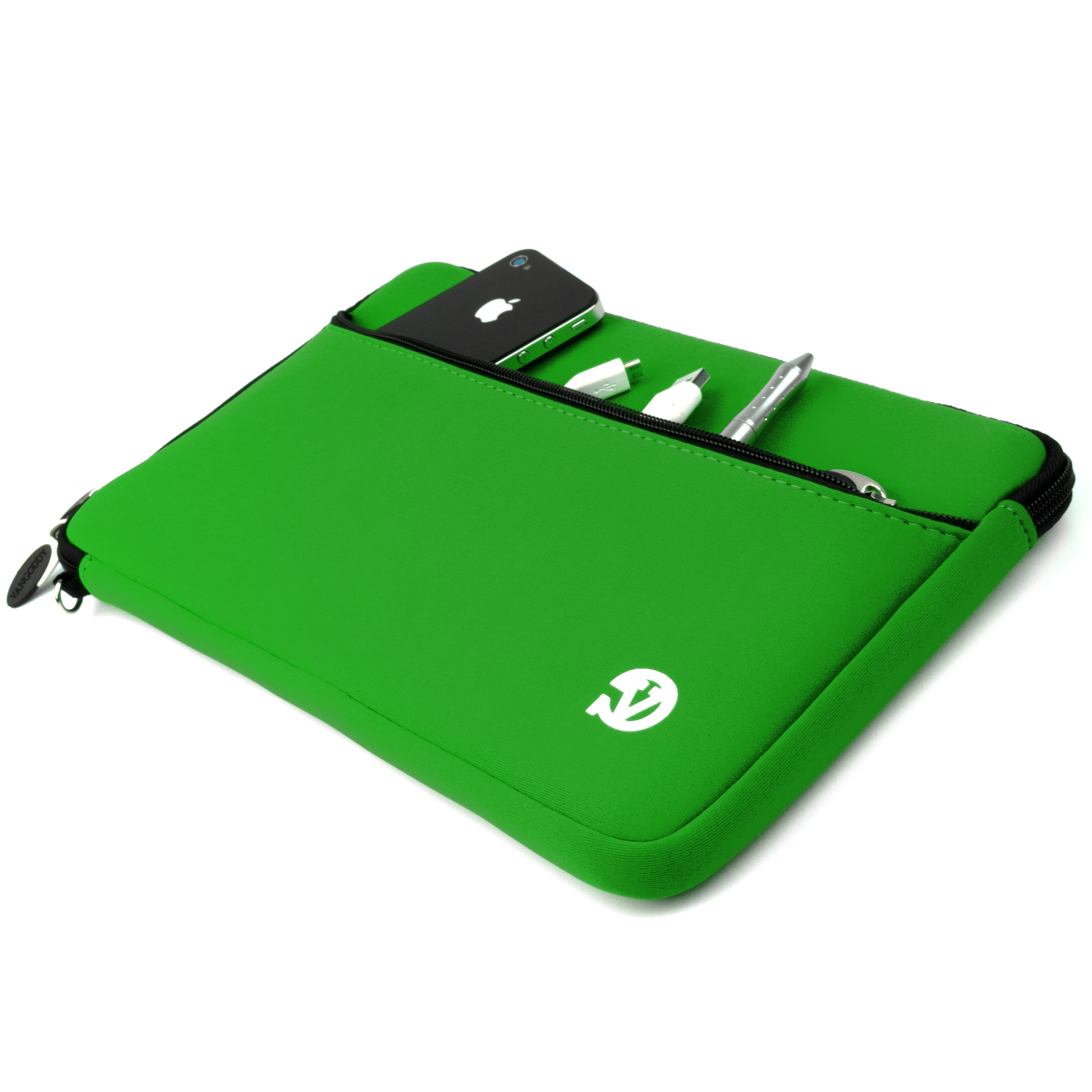 Neoprene 10.1 Sleeve (Green)