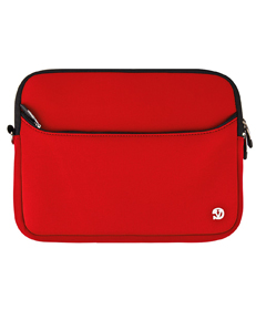 Neoprene 10.1 Sleeve (Red)