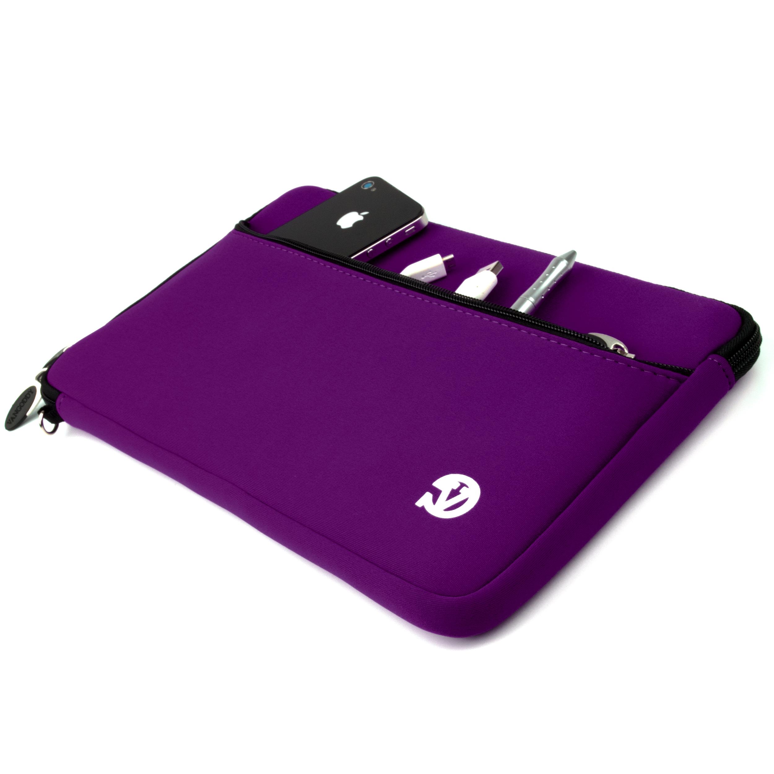 Neoprene 10.1 Sleeve (Purple)