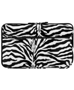 "10"" Neoprene Sleeve (Zebra)"