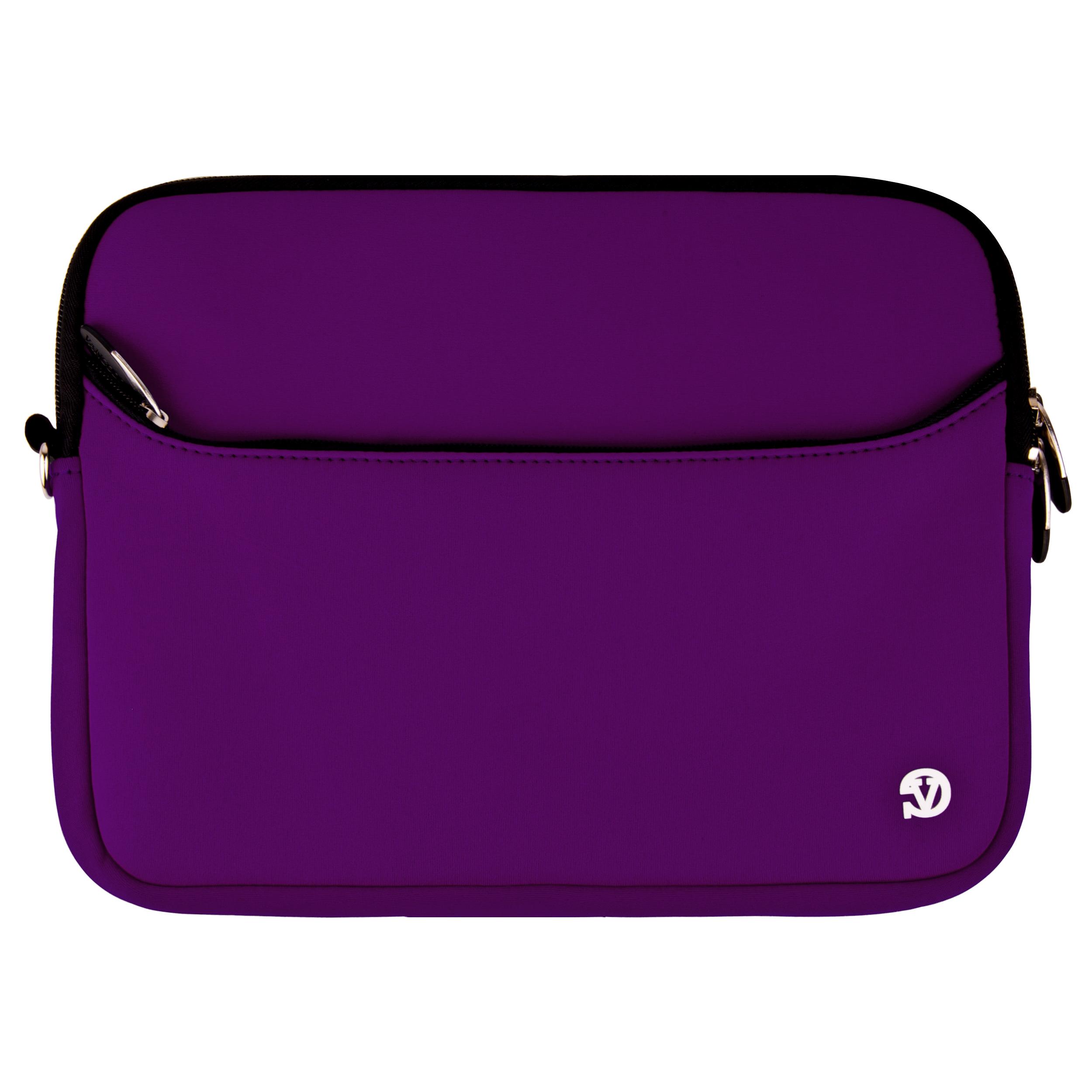 "Neoprene Sleeve 10"" (Purple/Black Trim)"