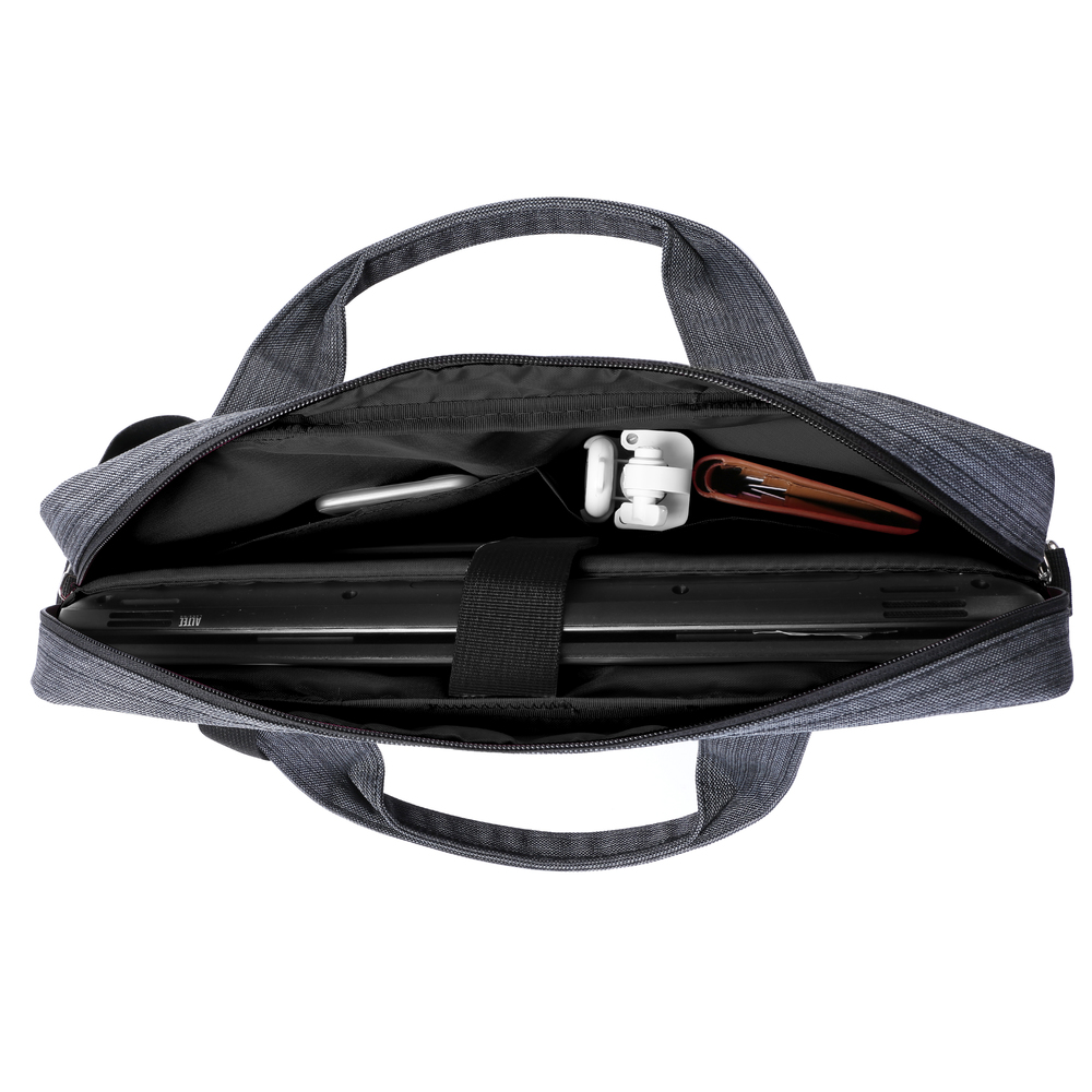 "Wave Laptop Bag 17"" (Black)"