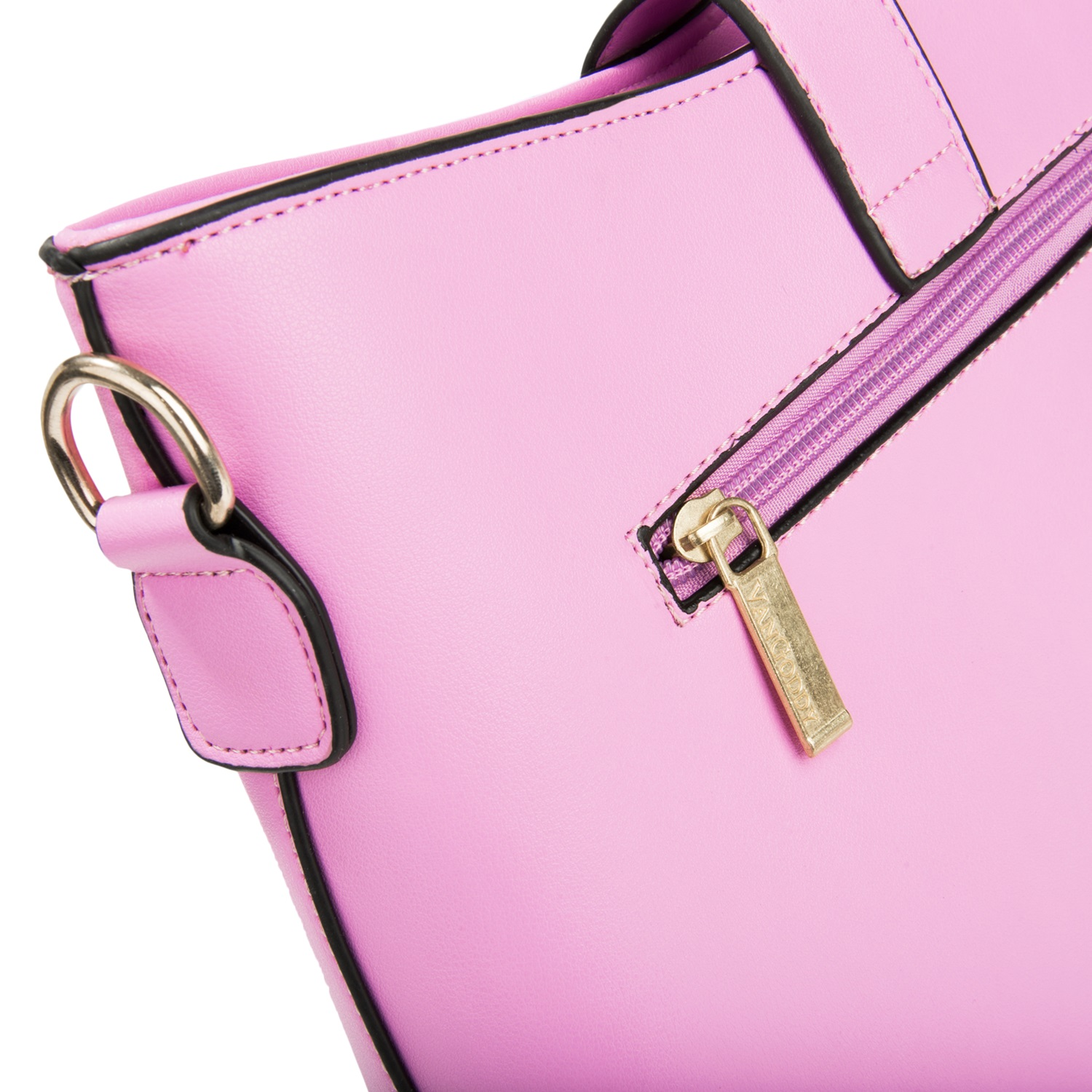 Serena Buckle Bag (Orchid)