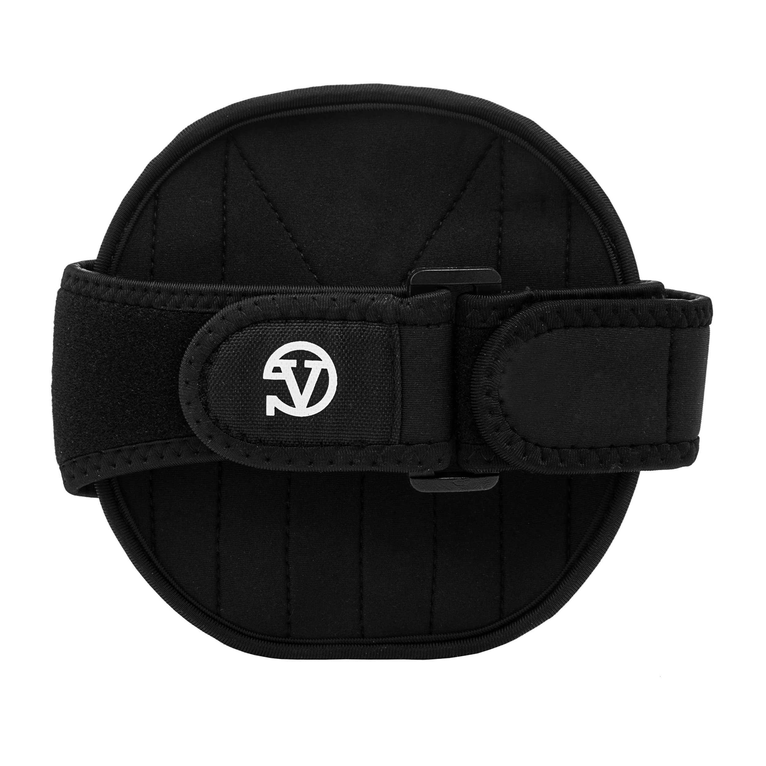 Zippered Armband (Black)