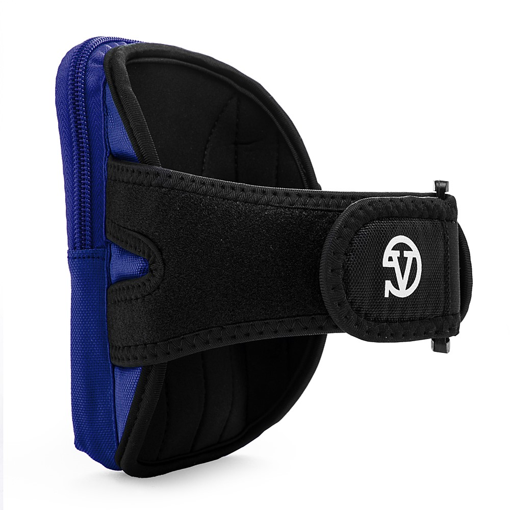 Zippered Armband (Blue)