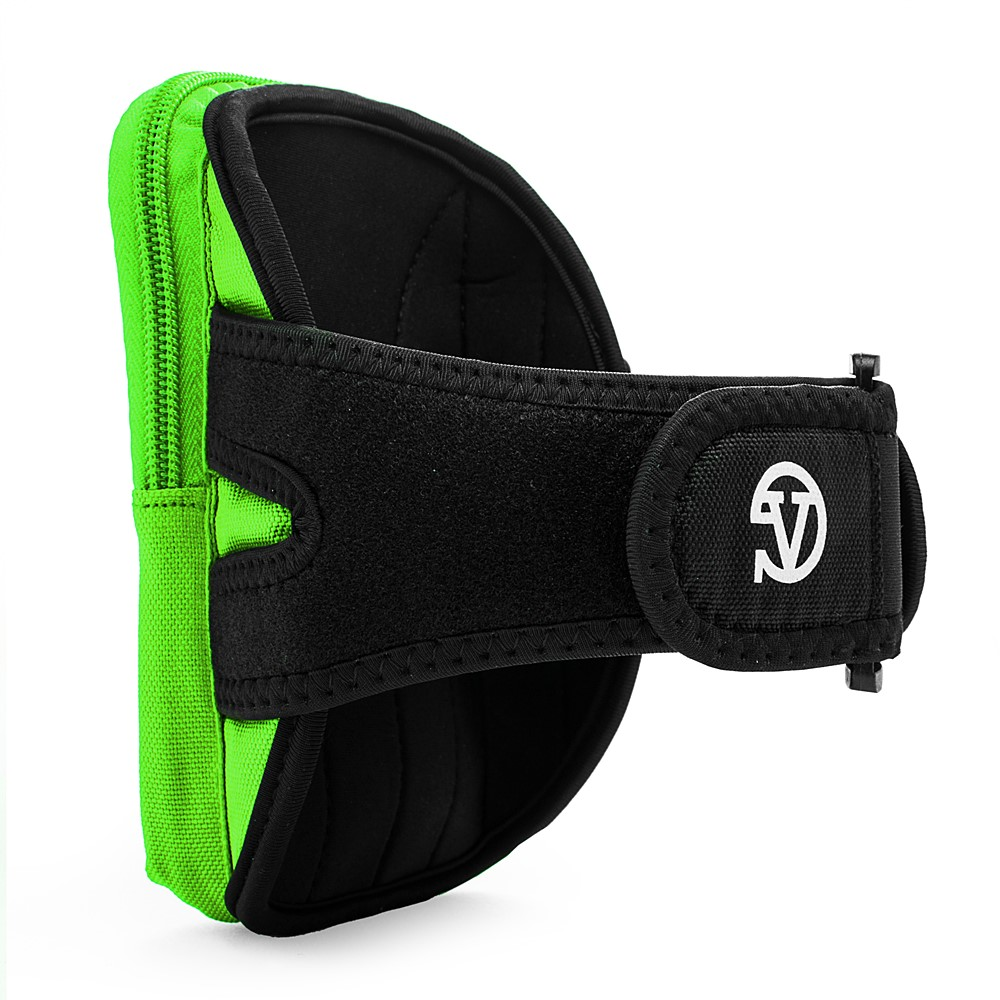 Zippered Armband (Green)