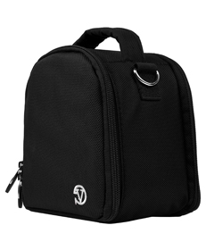 Laurel Case for DSLR Cameras (Black)