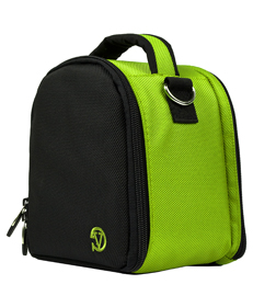 Laurel Case for DSLR Cameras (Green)