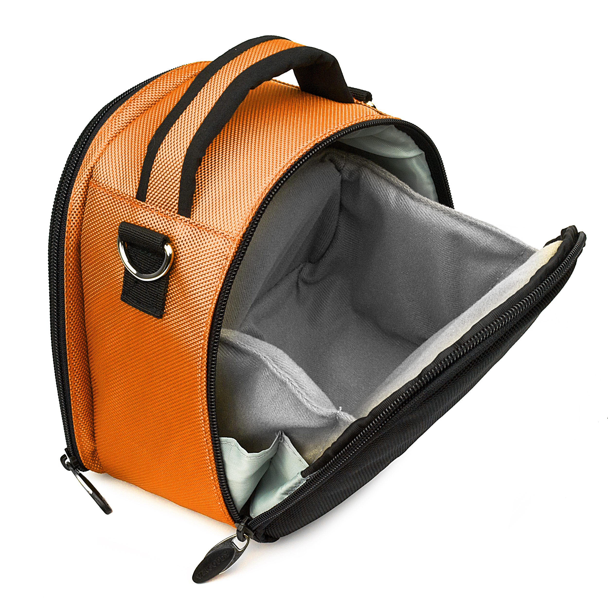 Laurel Case for DSLR Cameras (Orange)