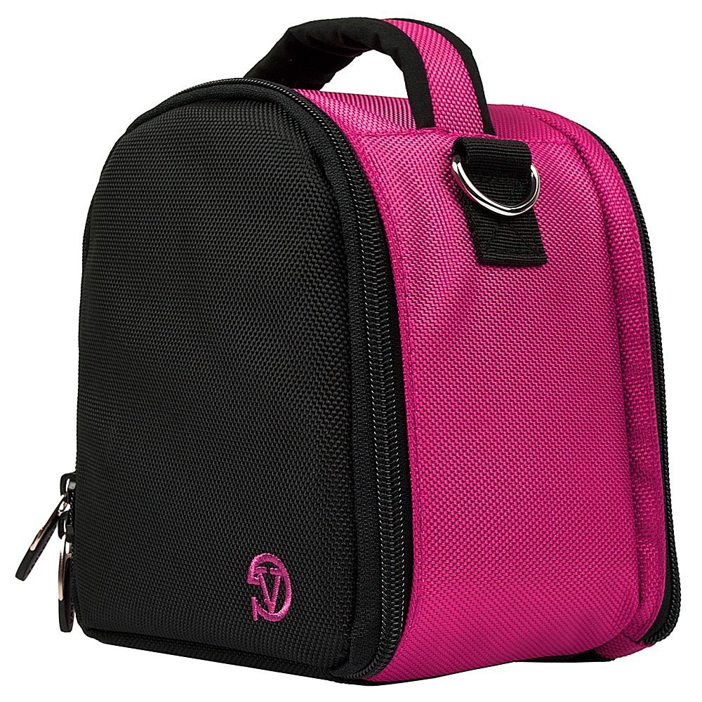 Laurel Case for DSLR Cameras (Pink)