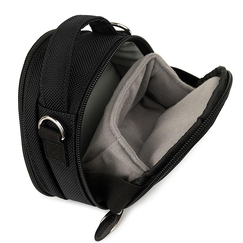 Mini Laurel Case (Black)