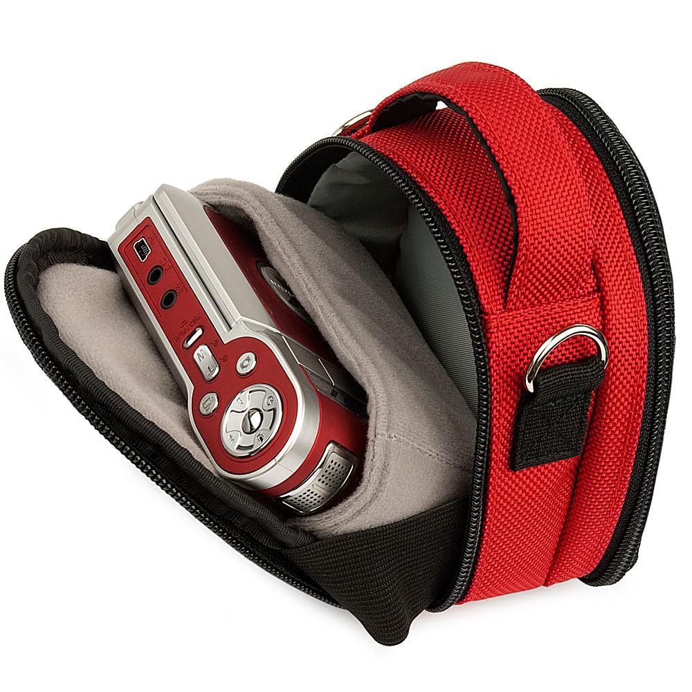 Mini Laurel Case (Red)