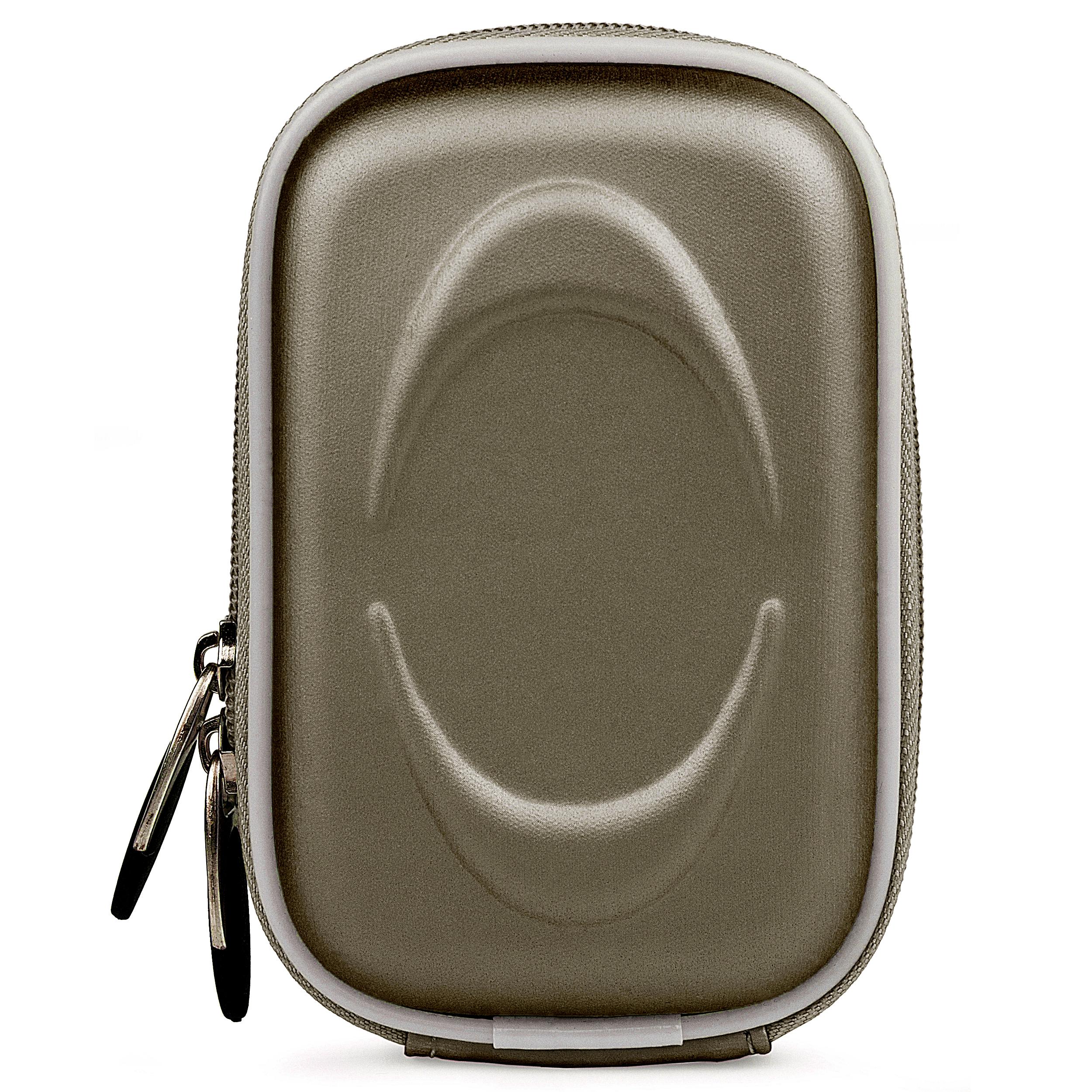 Slim Eva Carrying case (Gun Metal)