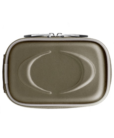 Slim Eva Carrying case (Gun Metal)