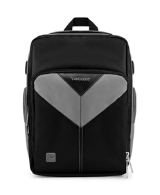 Sparta DSLR Camera Bag (Black/Gray)