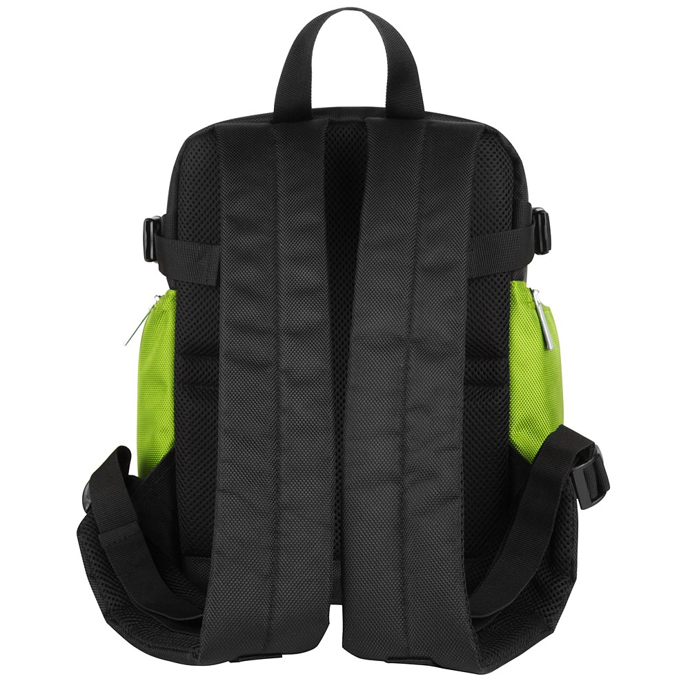 Sparta DSLR Camera Bag (Black/Green)