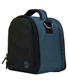 Laurel Case for DSLR Cameras  (Dark Blue)