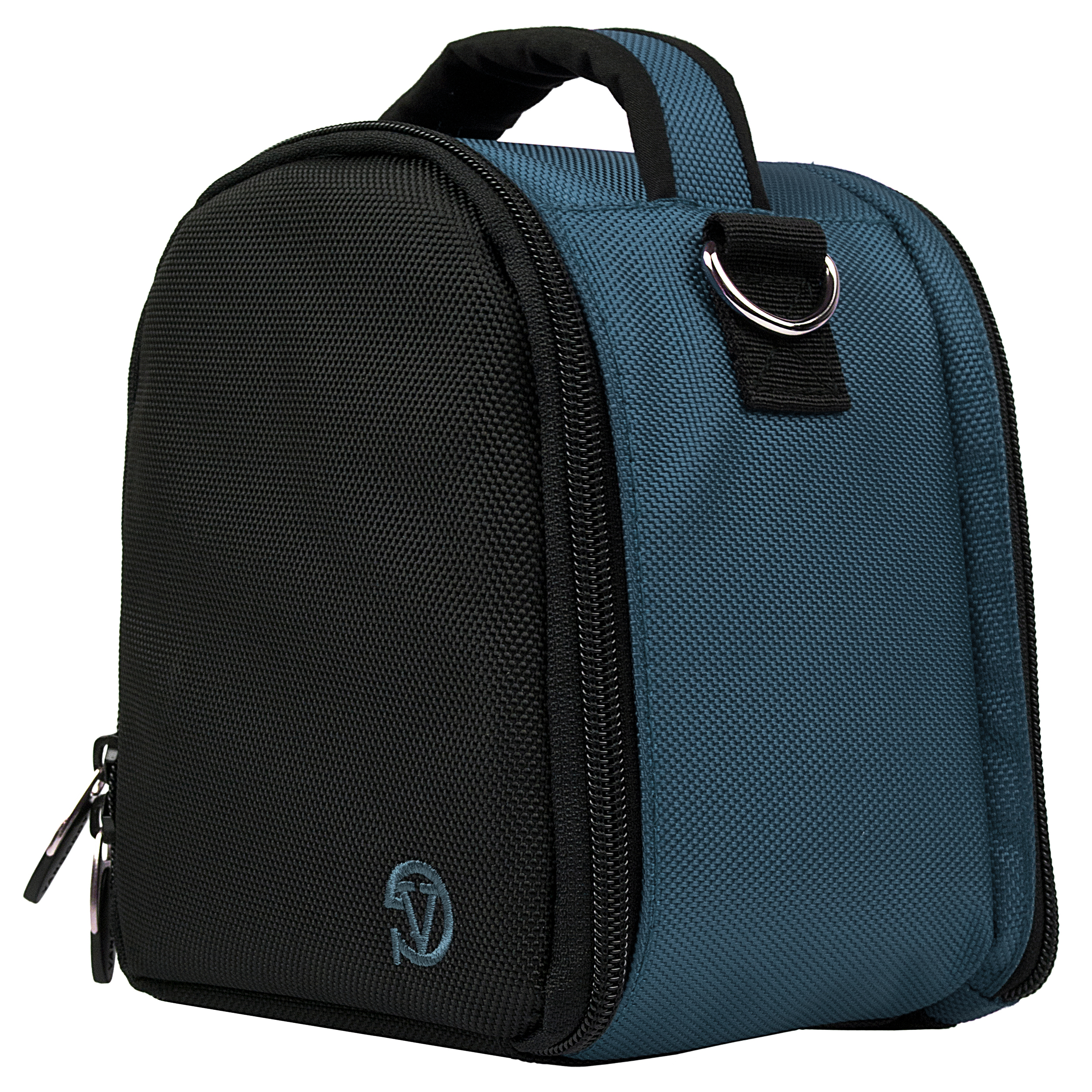 Laurel Case for DSLR Cameras  (Navy Blue)
