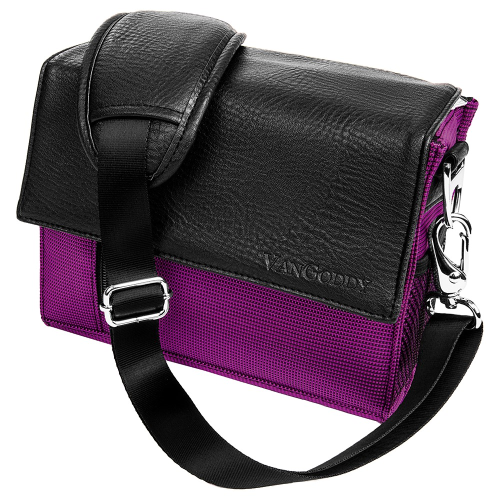 Metric Camera Bag (Purple)