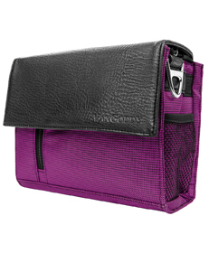 Metric Camera Bag (Purple)