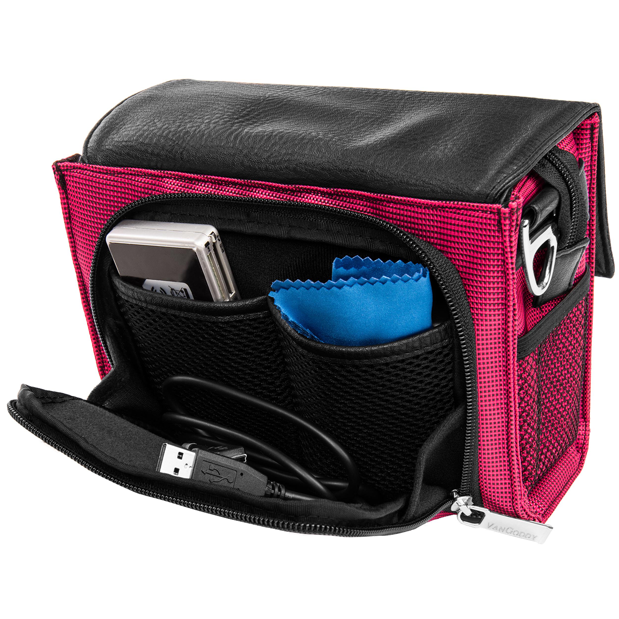 Metric Camera Bag (Magenta)