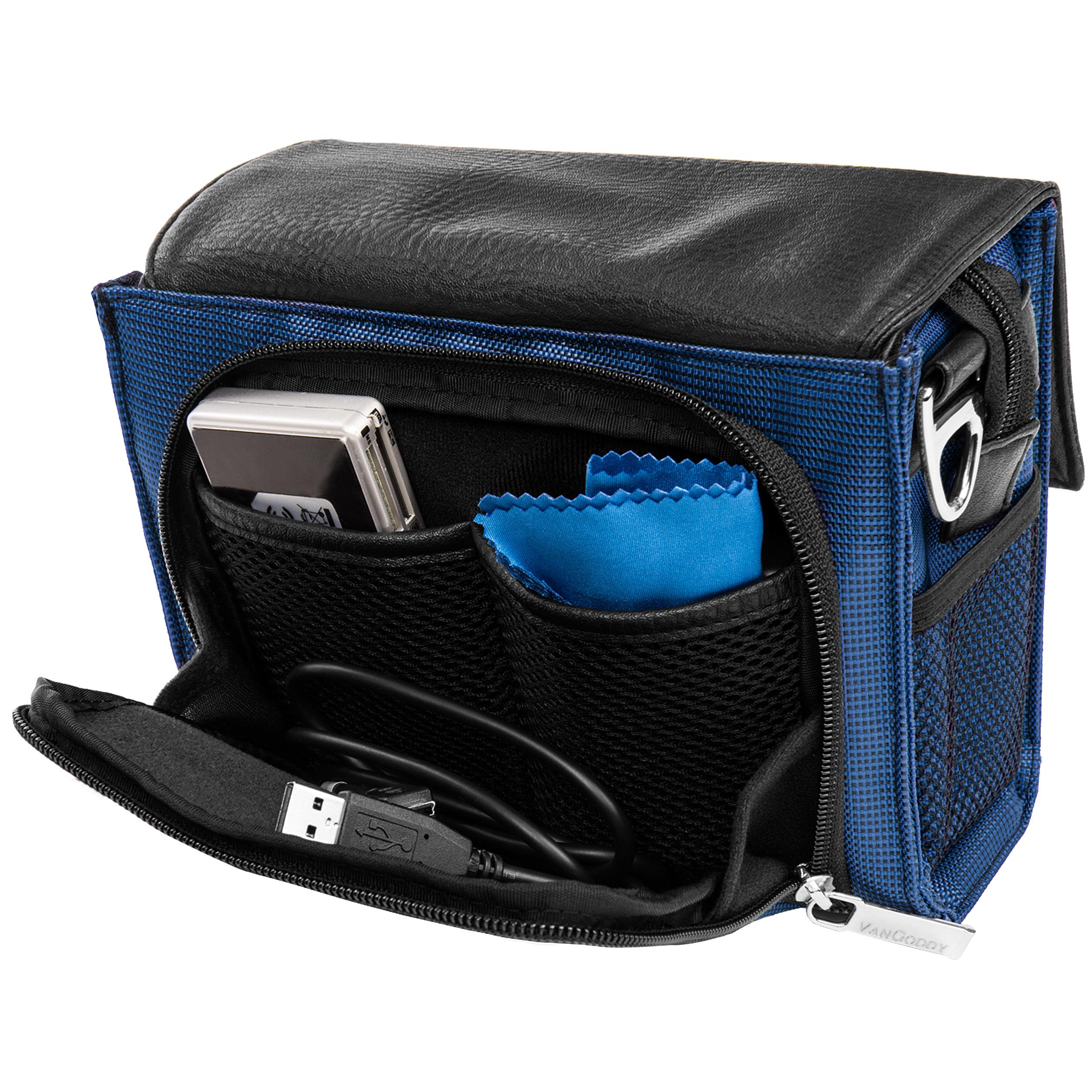Metric Camera Bag (Blue)