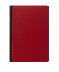 Mary Case for iPad Air with Sleep Mode (Red/Black)
