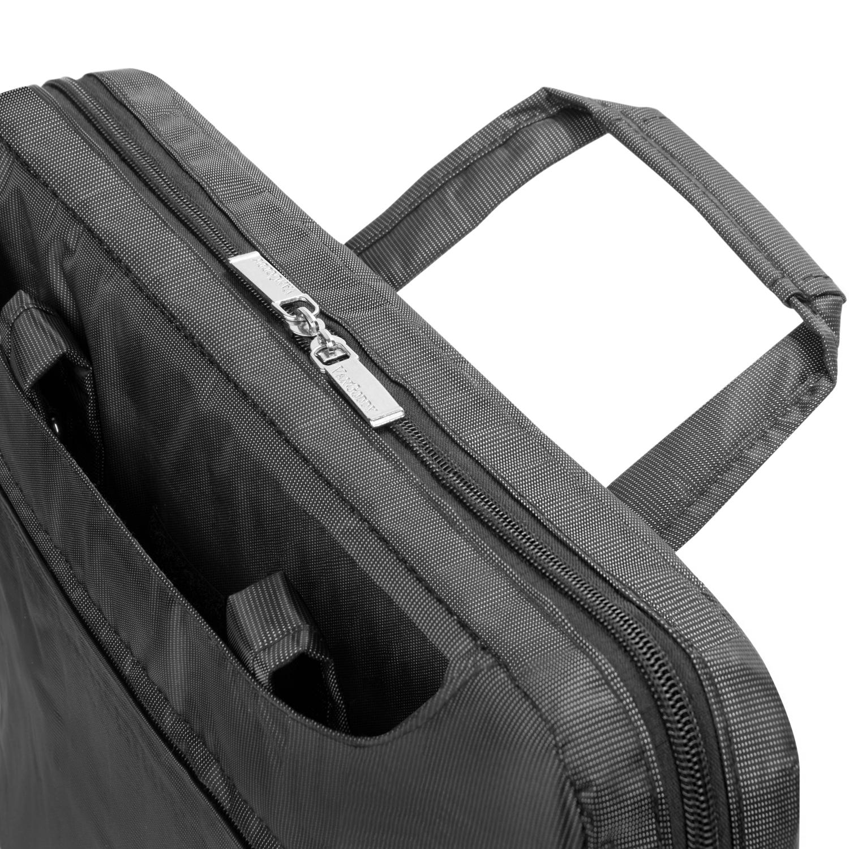 """NineO Messenger Bag 15"""" (Gray/Gray)"""